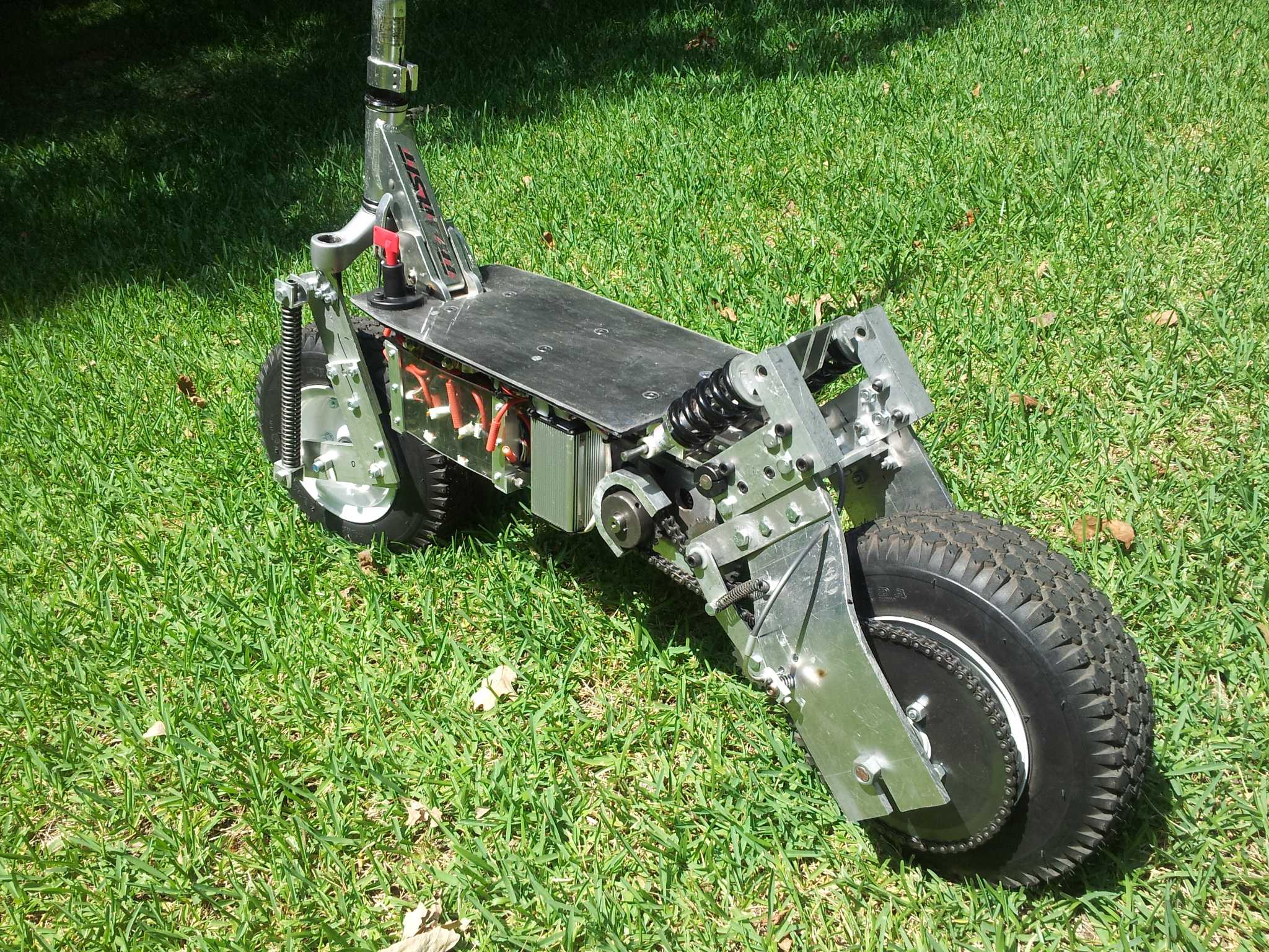 Picture of All-Terrain Electric Scooter