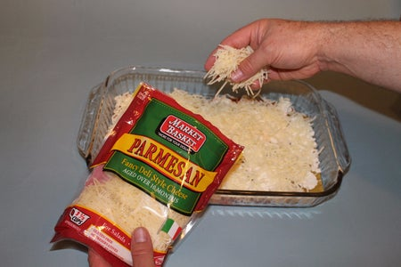 Add a Layer of Parmesan Cheese