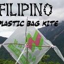 Filipino Plastic Bag Kite