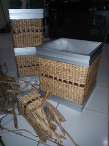 How to Make Hyacinth Living Room Set