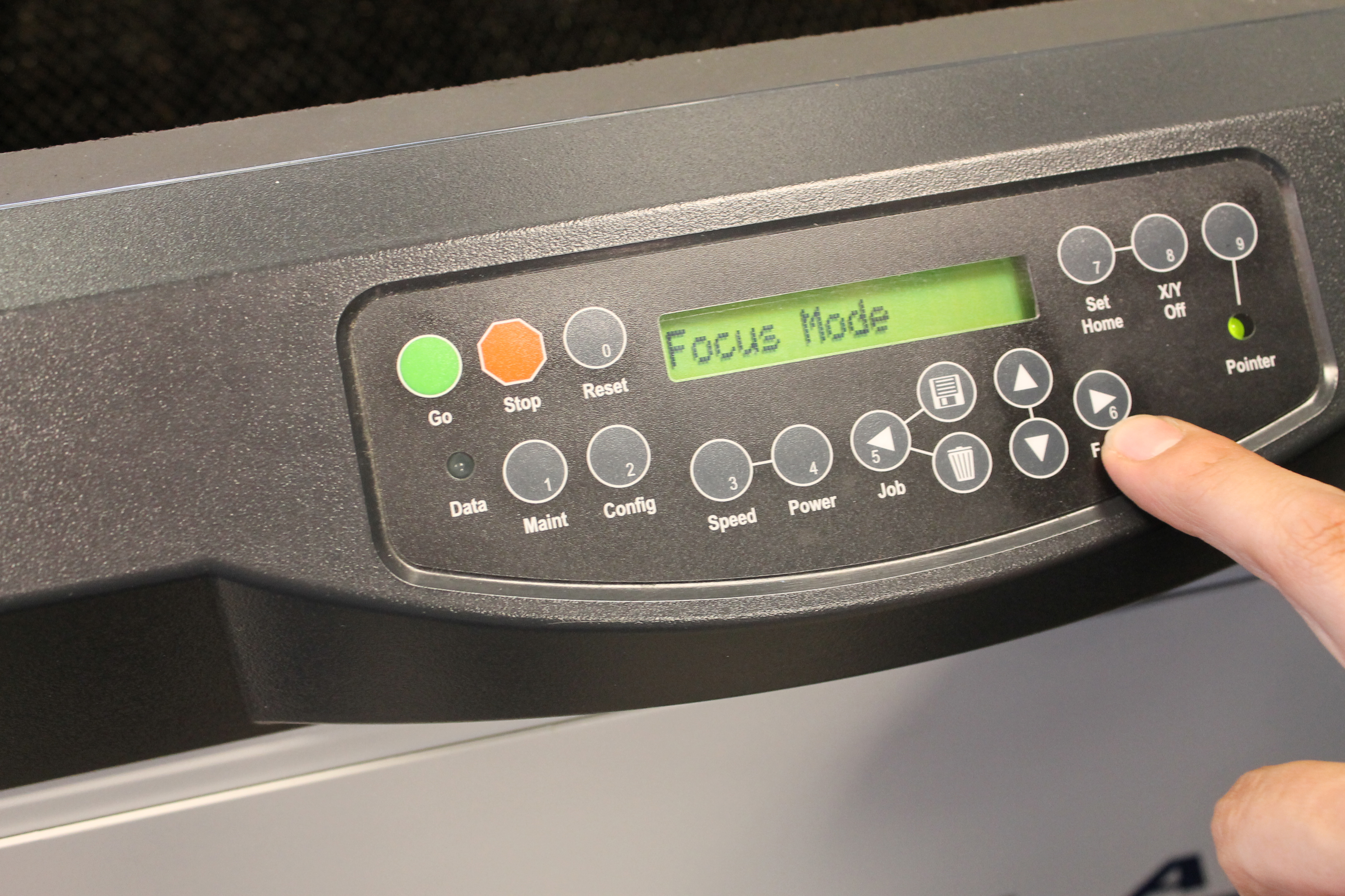 Picture of Focus the Laser
