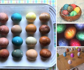 Best Ways to Dye Easter Eggs