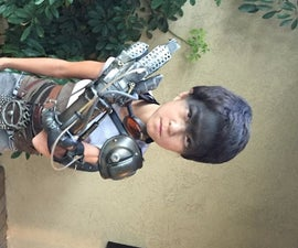 11 year old Furiosa!!