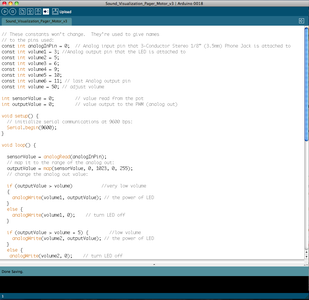 Download and Open Arduino Code