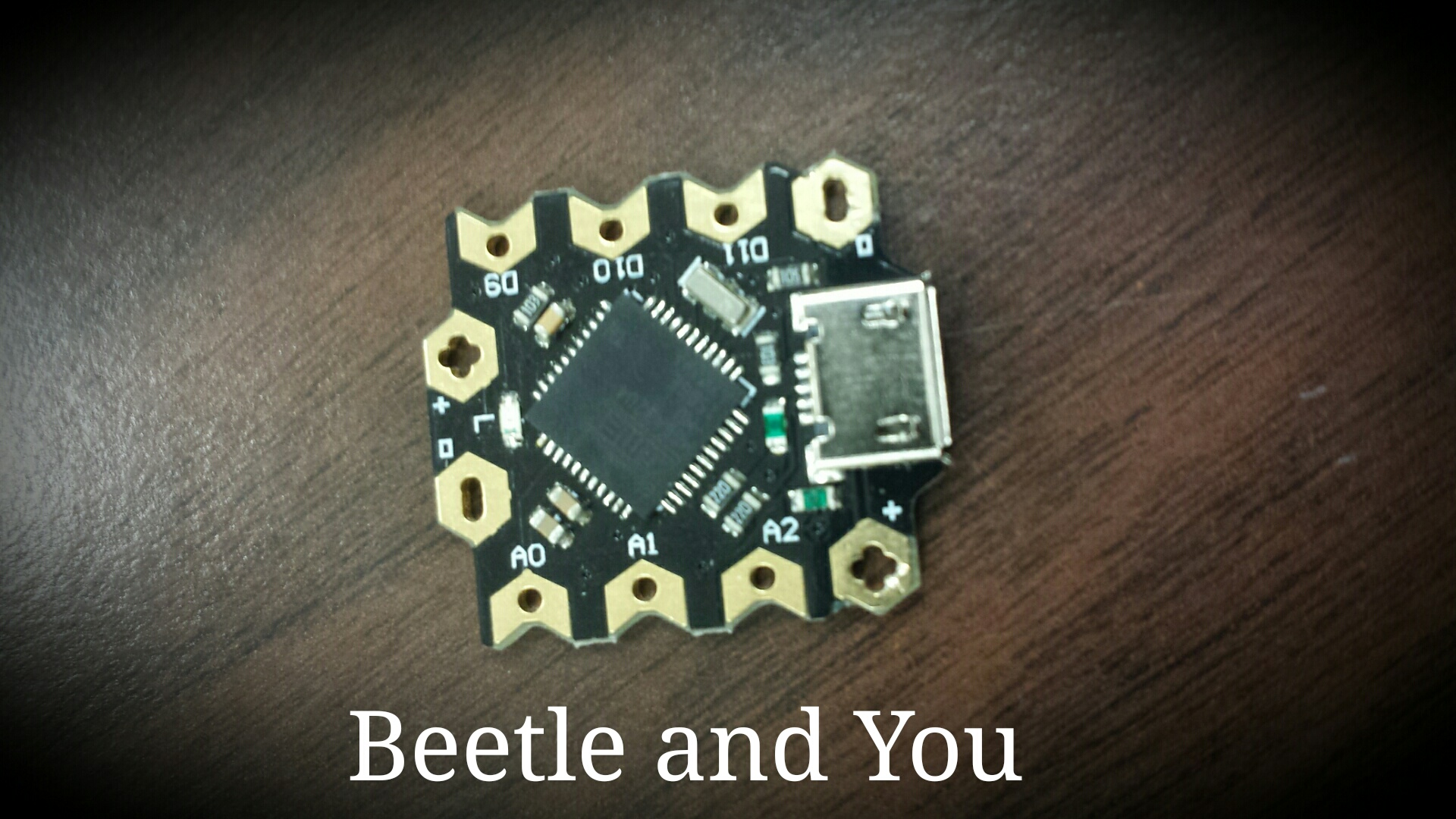 Picture of Beetle: Minimize Your Arduino Projects