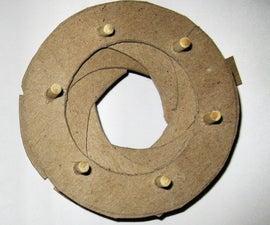 Cardboard Aperture
