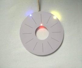 Minimalistic Led Clock