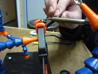 Wire Up and Install the Audio Jack.