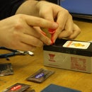 Battery safety with Sugru