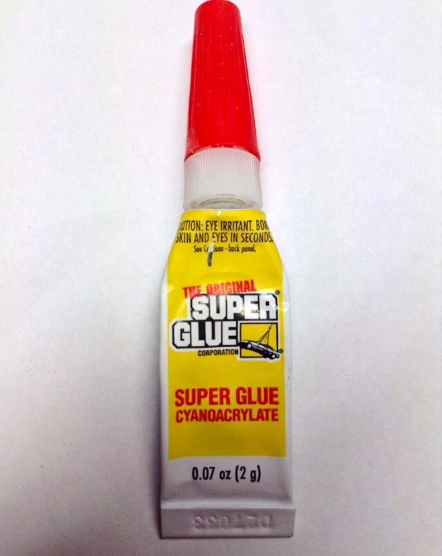 How To Remove Different Glues And Paint From Skin In Under 5 Minutes 5 Steps Instructables