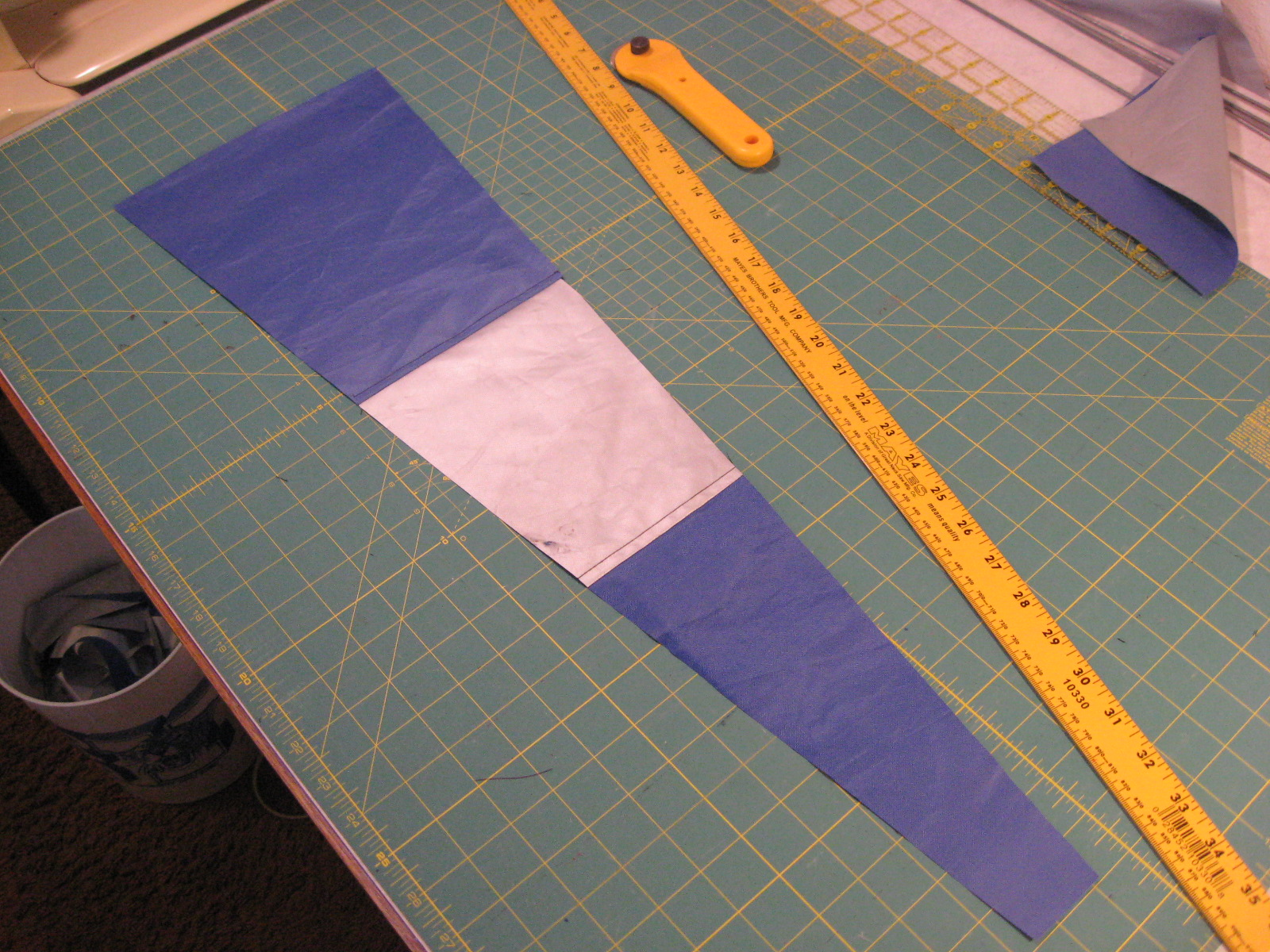 Picture of Cut the Fabric for Tail