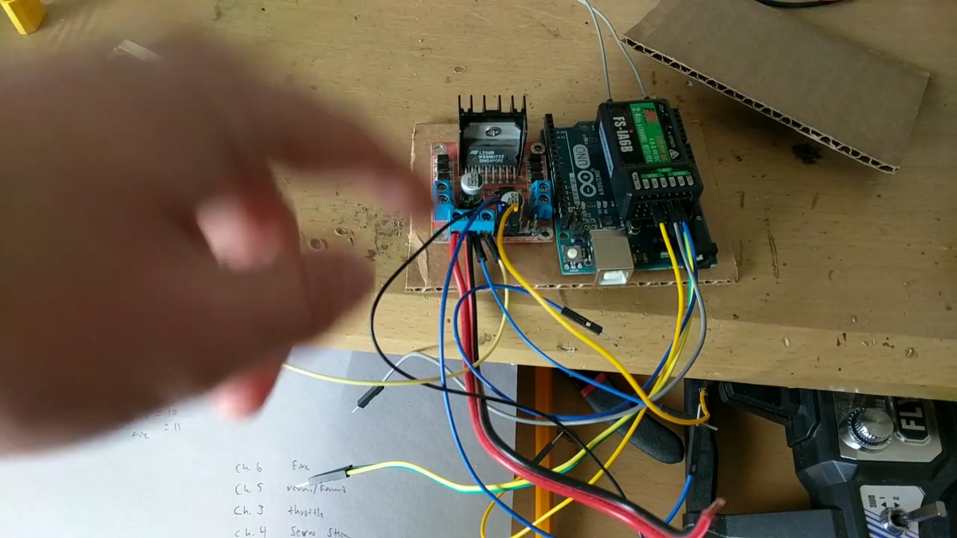 Picture of Building the DC Motor Control System