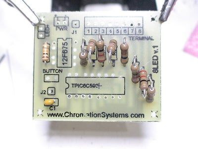 Resistors, Capacitor & Sockets