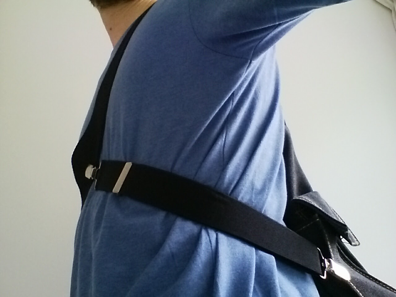 Picture of Strap to Bag and Chest Strap!
