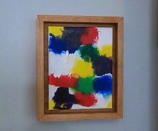Mess Free Finger Painting for Children