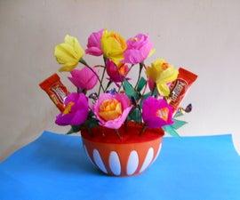 Candy Flower Bouquet
