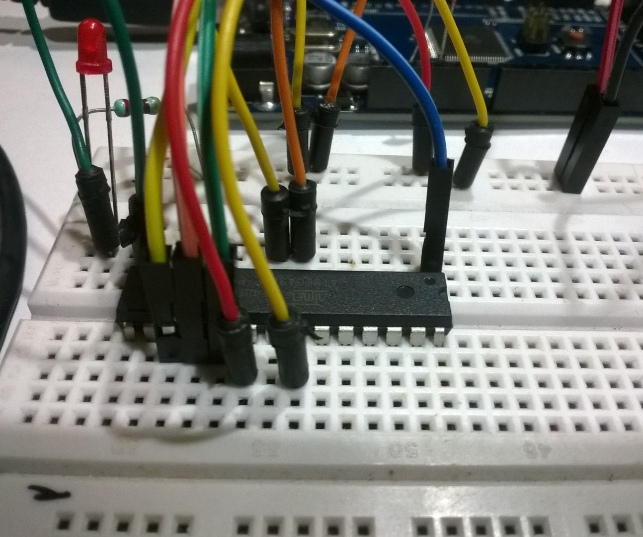 How To Change Fuse Bits Of Avr Atmega328p 8bit Microcontroller Configure Watchdog Timers Atmega16 Using Arduino 7 Steps