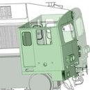 1:26 Scale Diesel Engine Modell