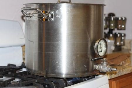 Heating the Strike Water