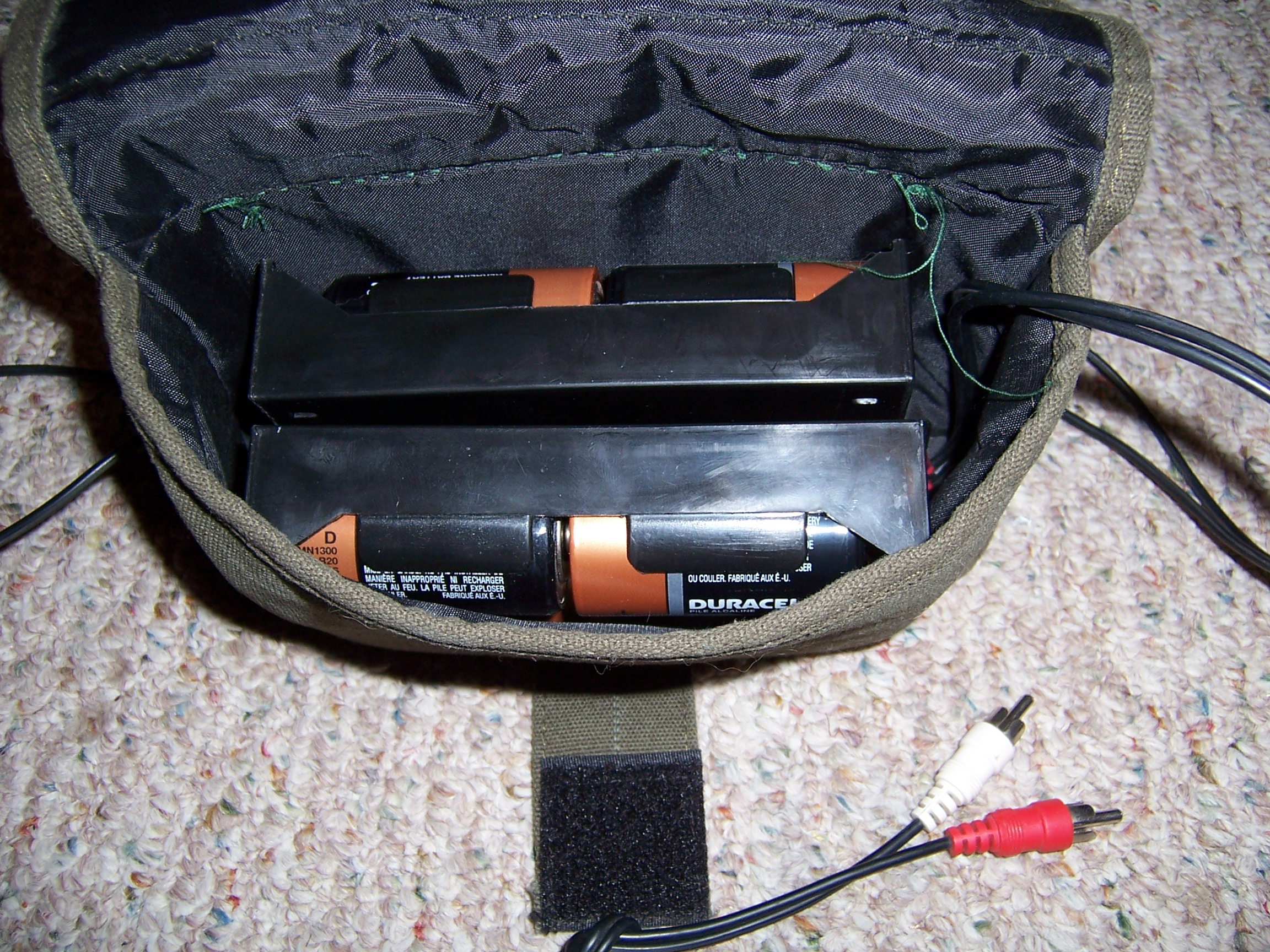 Picture of The Battery Belt