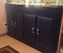 Aquarium Stand With Secret Door For Sump