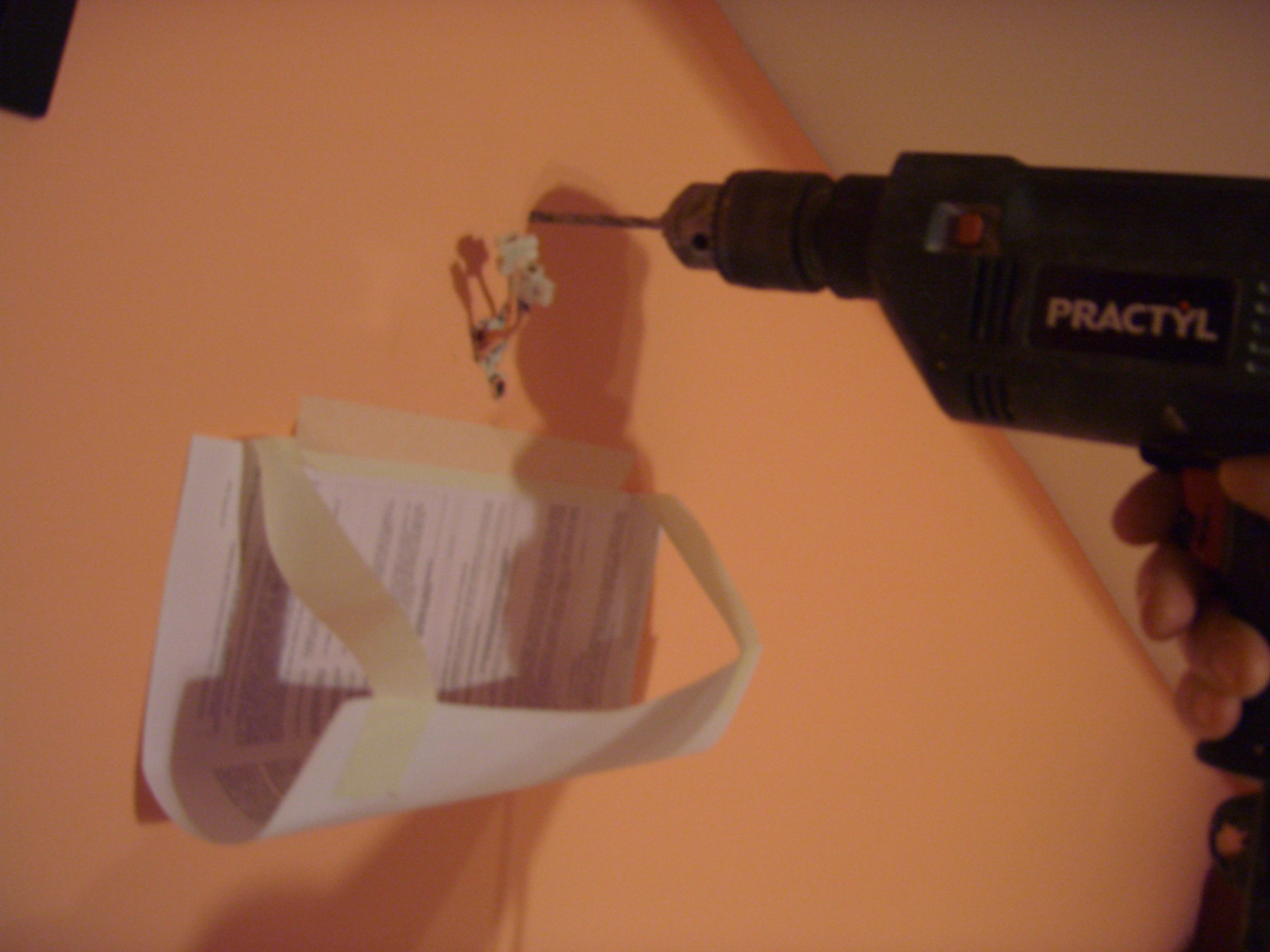 Picture of Drill-dust-bag!