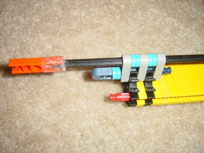 Pump and Firing Pin