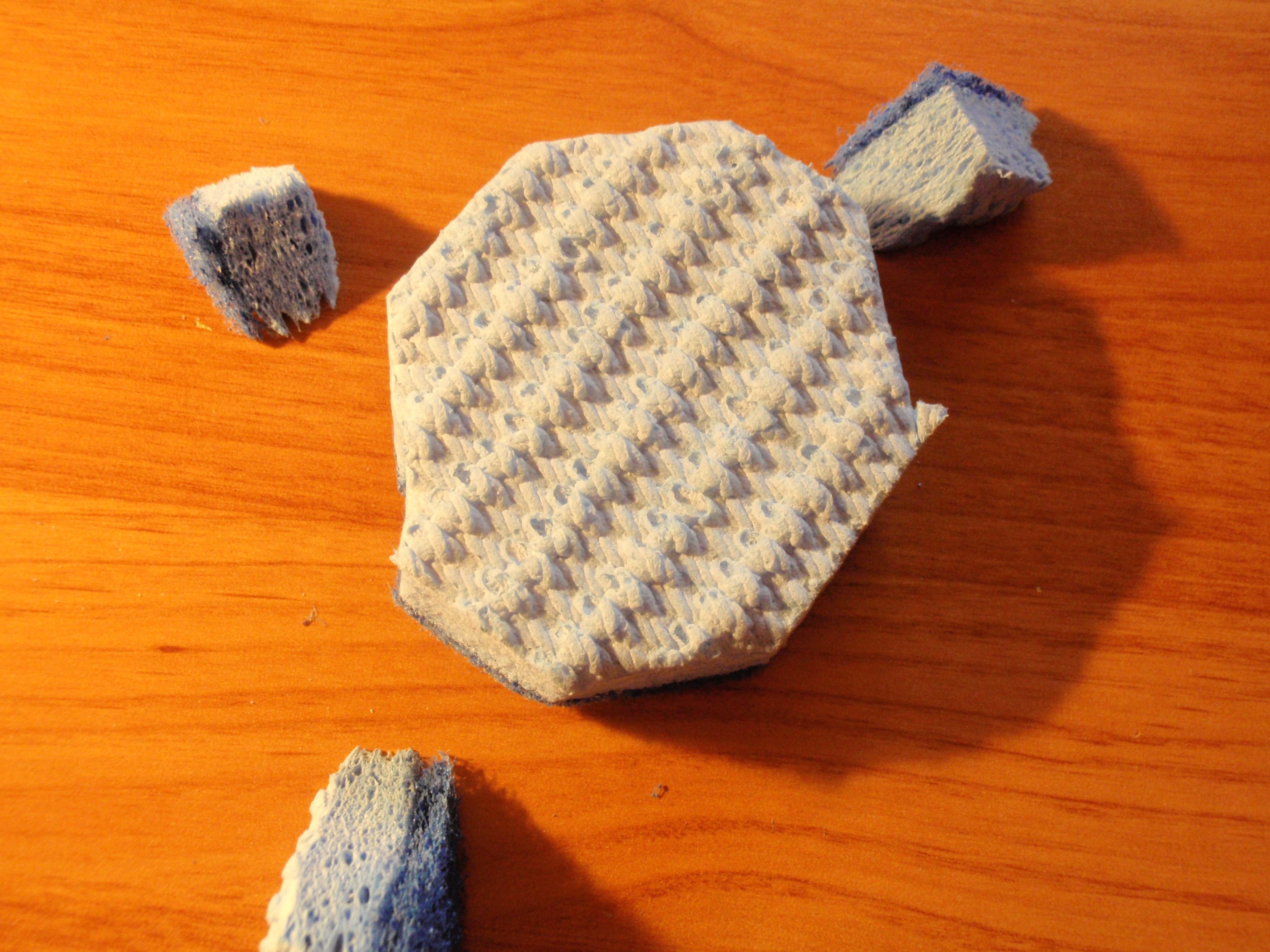 Picture of Trim the Sponge