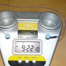 Solar Powered Clock