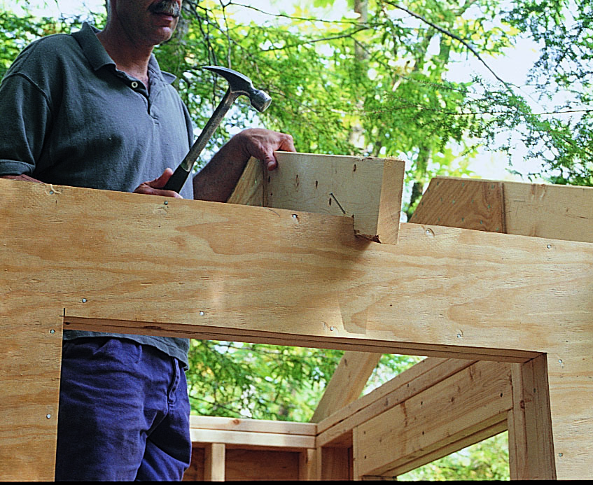 Picture of Frame Roof