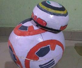 Life-Sized DIY BB-8 Droid less than $15
