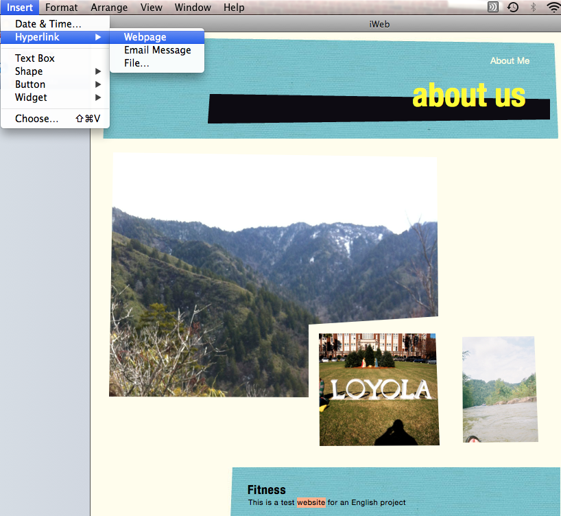 Picture of Create Hyperlinks