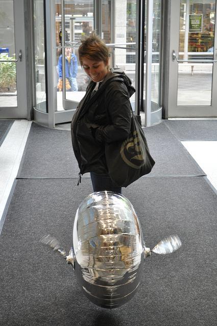 Picture of Ollie - a DIY Autonomous Robotic Blimp