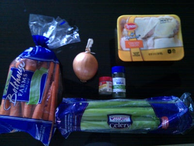 Ingredients - Soup Stock