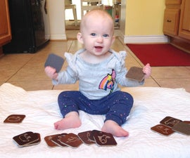 Wooden Tile Matching (Memory) Game