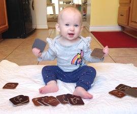 Wooden Tile Matching (Memory) Game
