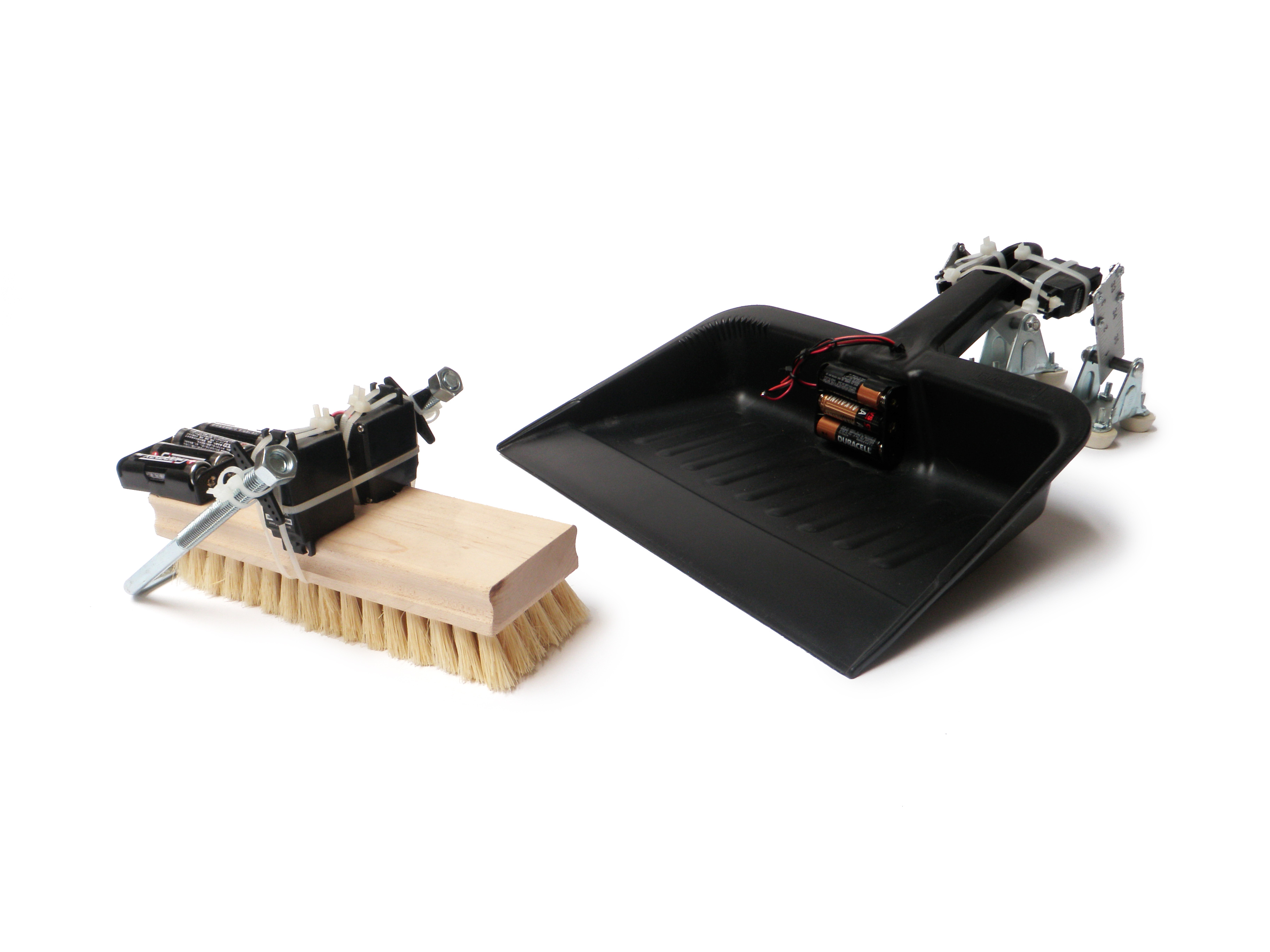 Picture of Basic Simple Bots Electronics