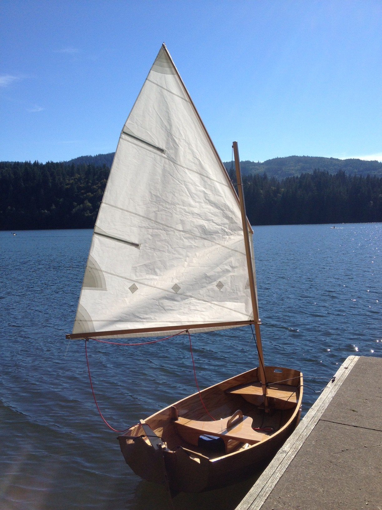 Picture of How to Build a Wood Sailboat