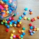 Origami Wishing Stars (aka. Lucky Stars )