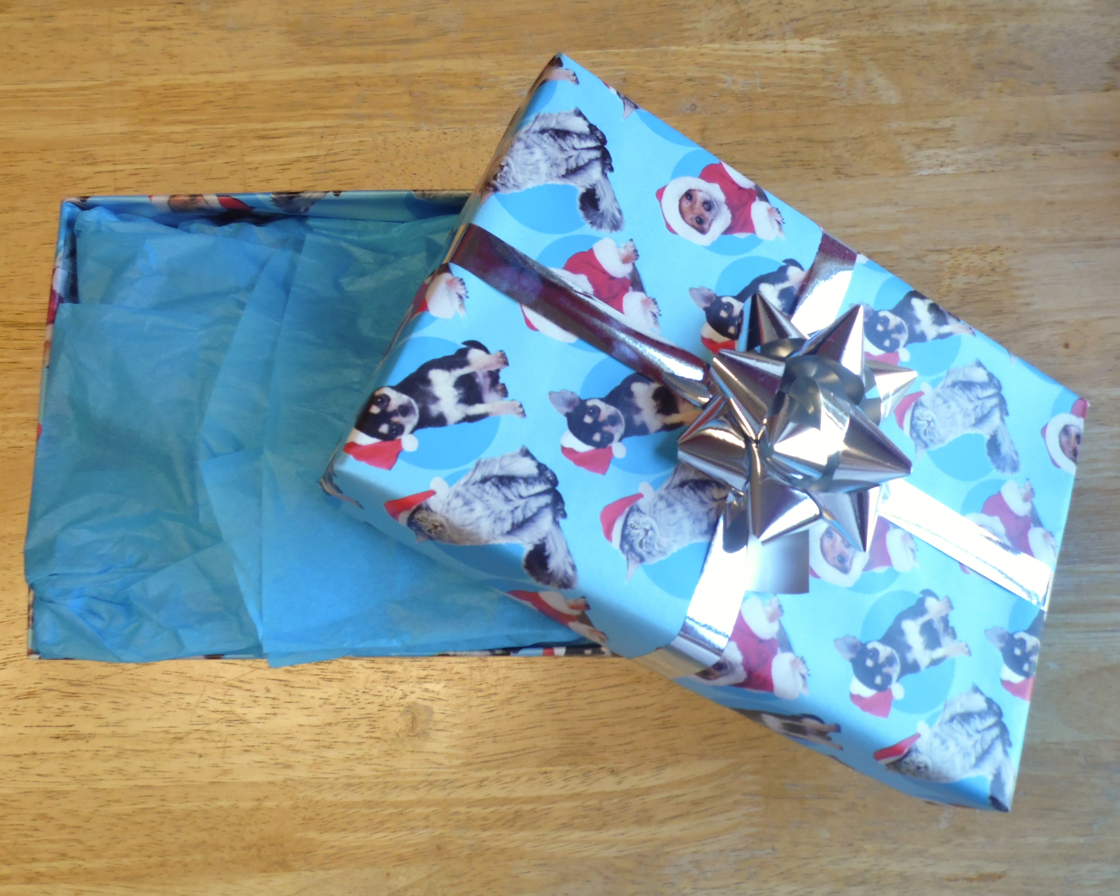 Picture of Package and Present Your Gift!