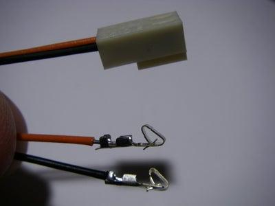 The LED Sockets.