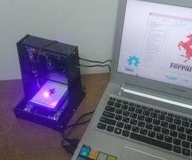 Laser Engraver Machine - NEJE JZ-5