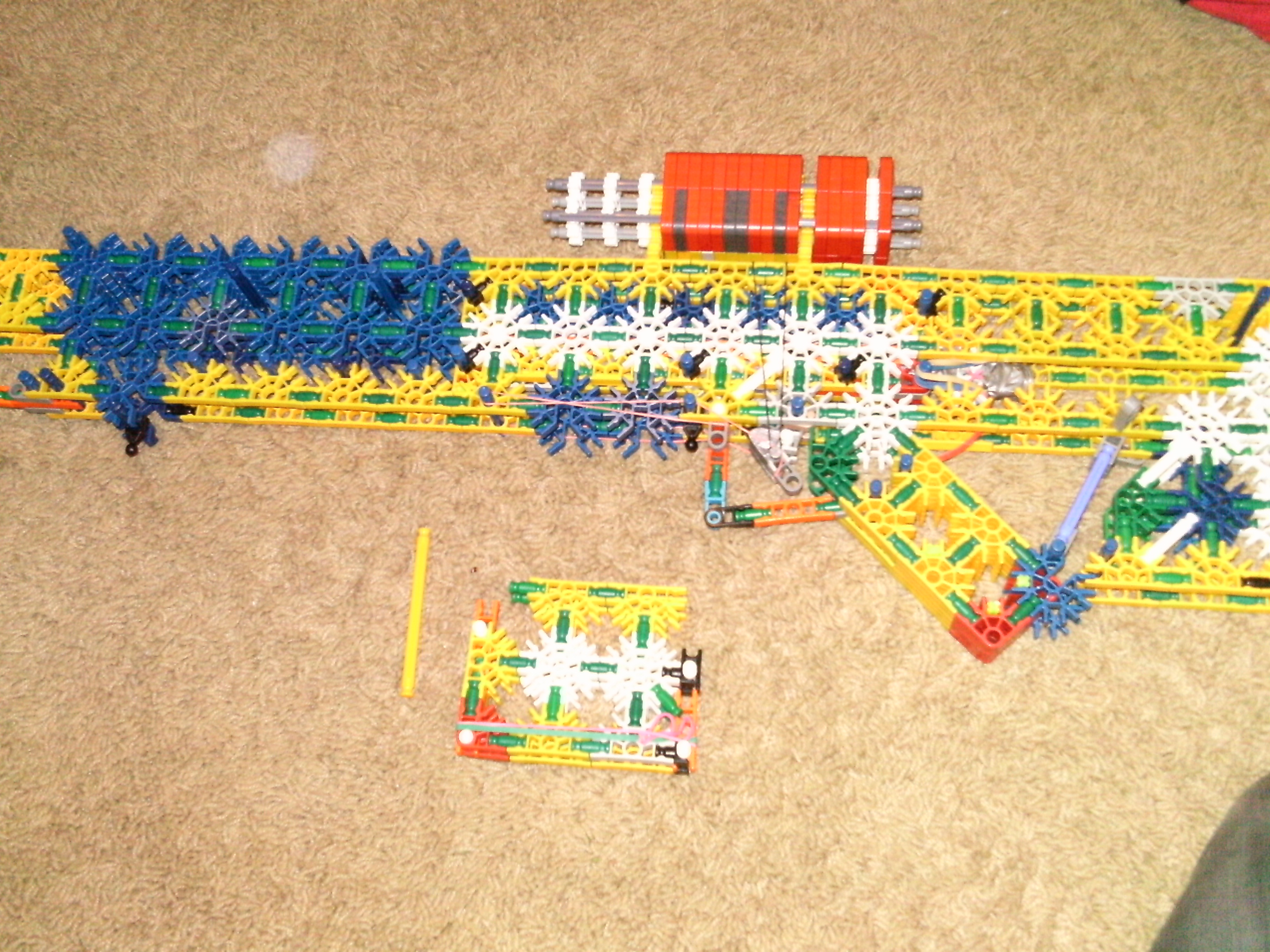 Picture of Knex Halo Reach Sniper Rifle
