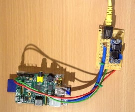 PiPoE - powering a Raspberry Pi over Ethernet