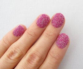 Caviar Nails - A Good Idea?