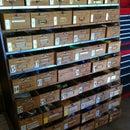 """Card Catalog"" Storage Boxes"