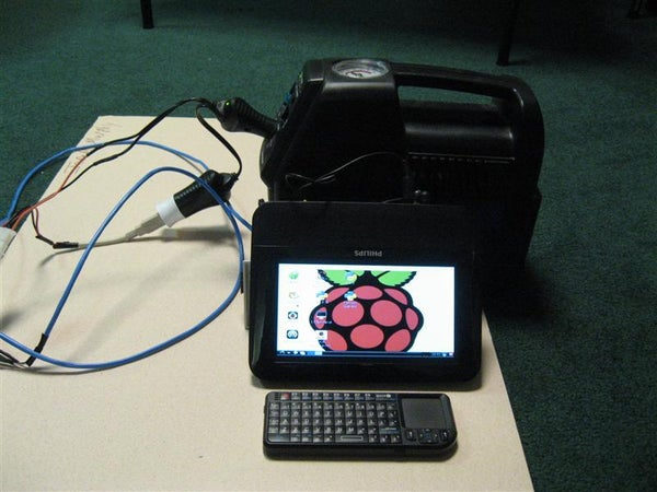 Port  a Raspberry Pi Project:
