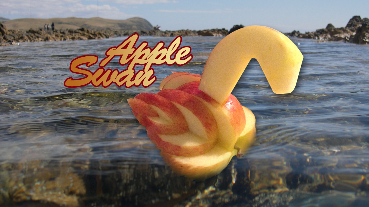 Picture of Apple Swan