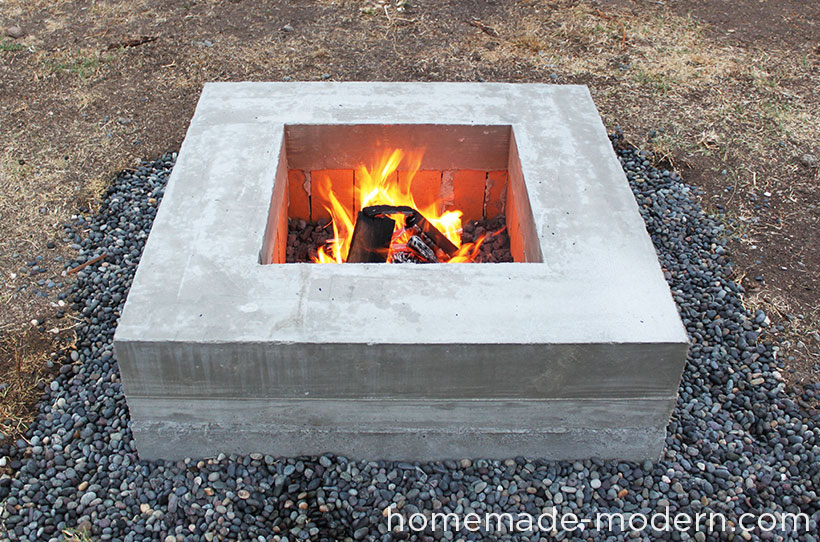 ... Picture of Before You Light a Fire ... - HomeMade Modern DIY Concrete Fire Pit: 22 Steps (with Pictures)