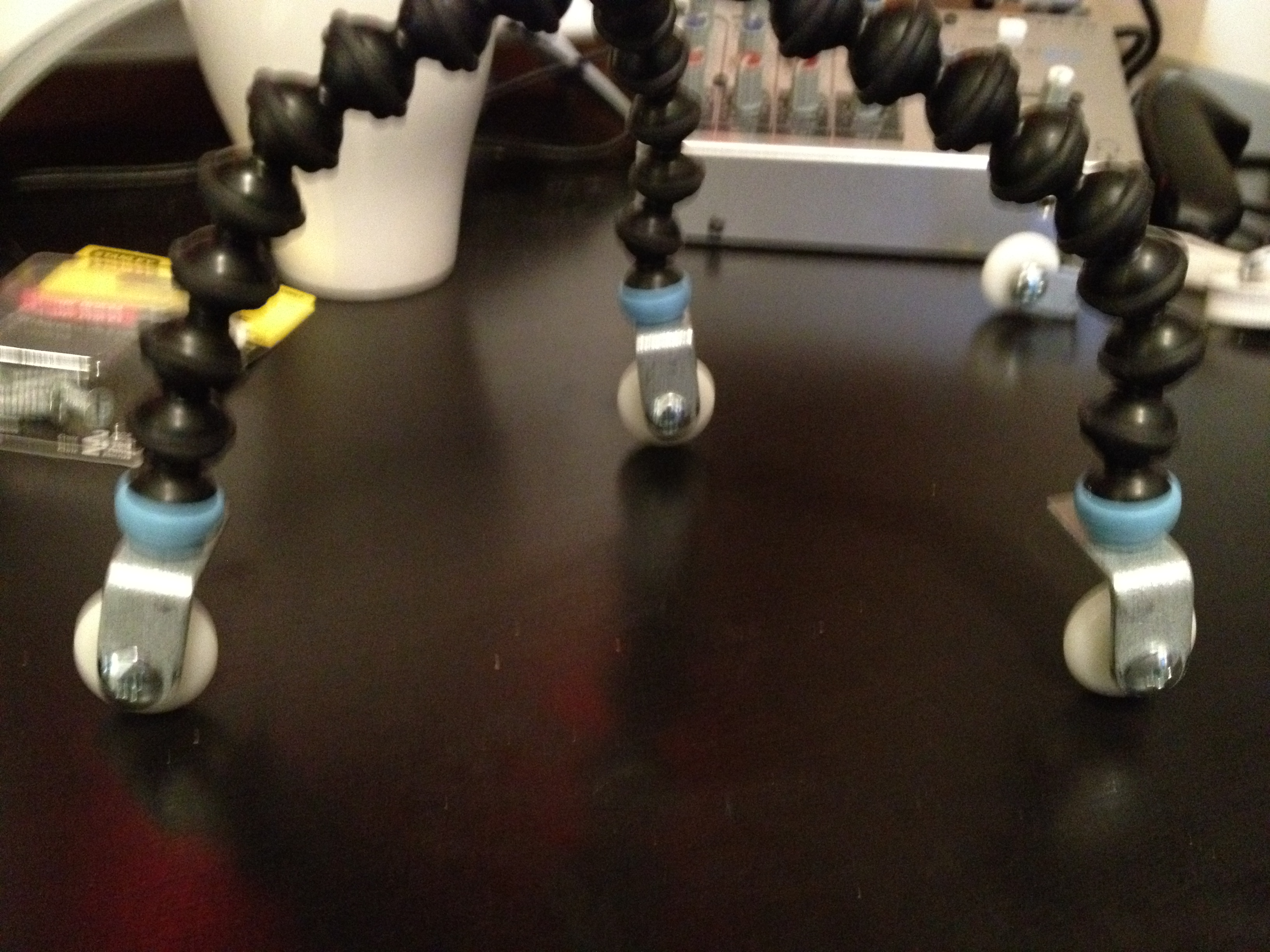 Picture of Removable Tripod Dolly Feet